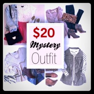 Mysterybox of outfits close to your sizes 100+sold
